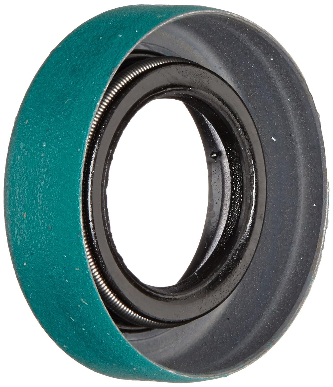 SKF 4931 LDS & Small Bore Seal, R Lip Code, CRW1 Style, Inch, 0.5' Shaft Diameter, 0.875' Bore Diameter, 0.25' Width 0.5 Shaft Diameter 0.875 Bore Diameter 0.25 Width