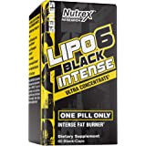 Nutrex Research Lipo-6 Black Intense Ultra Concentrate   Intense Thermogenic Fat Burner