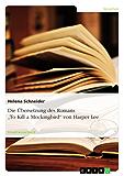 """Die Übersetzung des Romans """"To Kill a Mockingbird"""" von Harper Lee"""