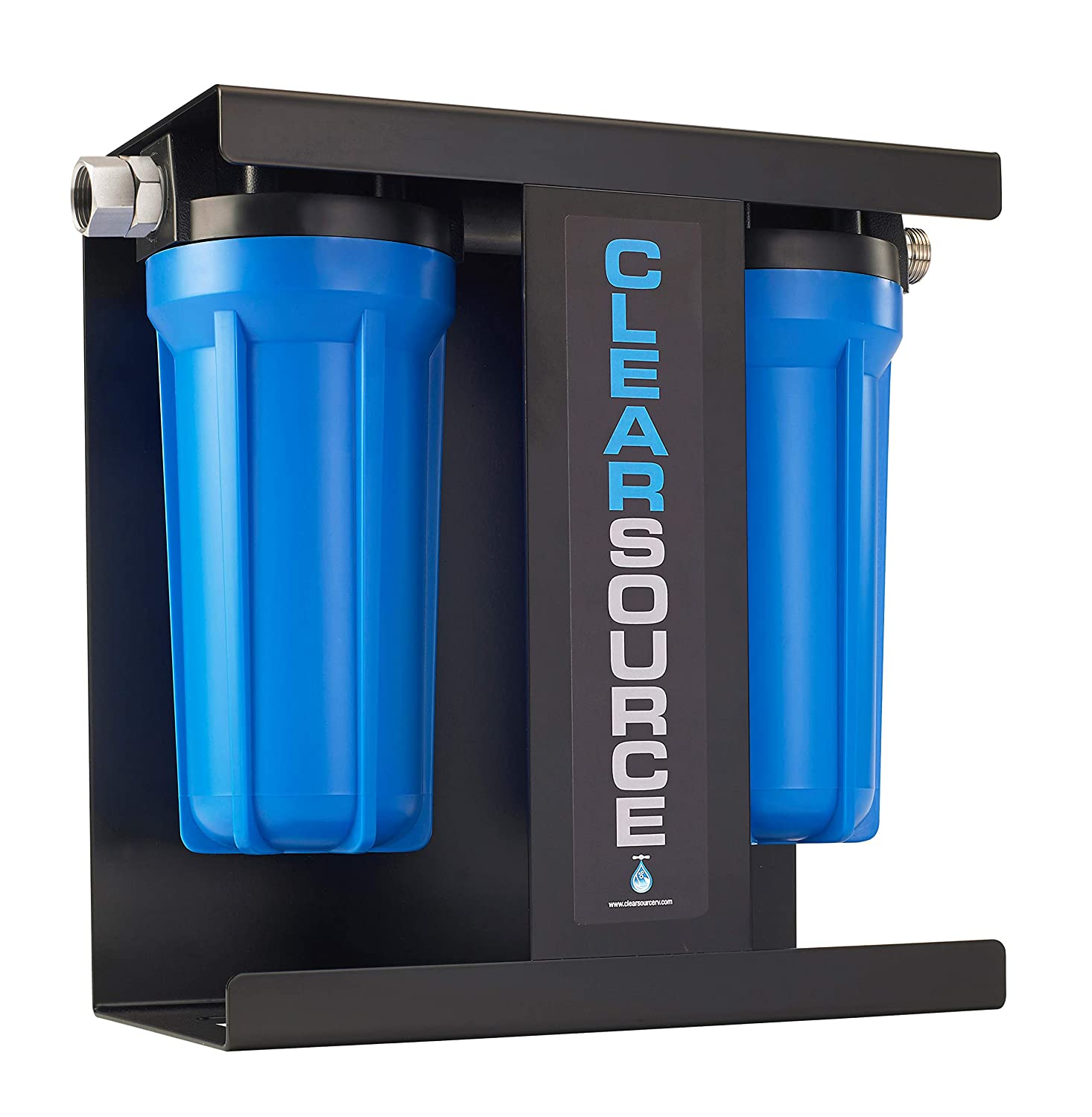 Clearcourse Premium RV Water Filter System}