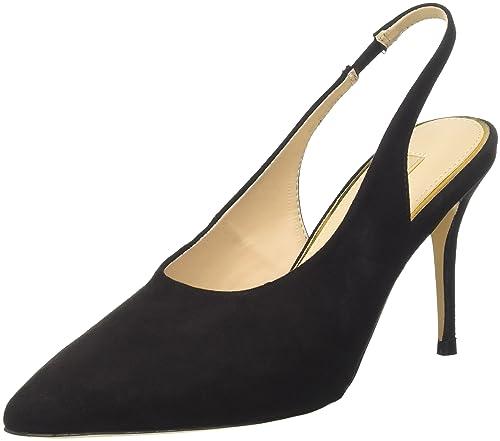 Primadonna 112110613MF Scarpe con Cinturino alla Caviglia Donna Nero 41