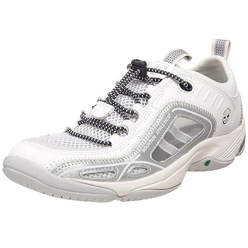 Timberland Mountain Athletics - Zapatillas para agua y cangrejeras para mujer - blanco Talla 36 2011: Amazon.es: Zapatos y complementos