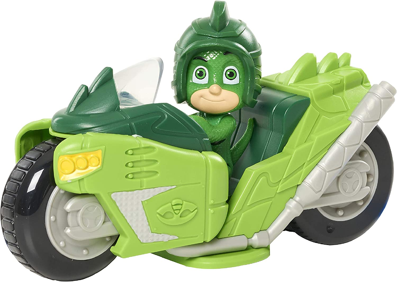 PJ MASKS JP PJMB8300 Kickback Motorcycles-Gekko