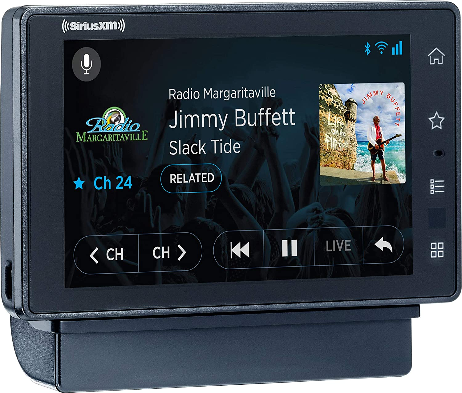 Vehicle Kit and Free 3 Months Satellite and Streaming Service. SXWB1V1 SiriusXM SXWB1AZV1 Tour Radio with 360L