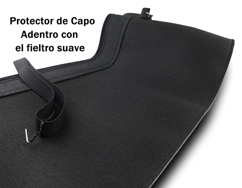 Protector de Capo para 1 E87//E88//E82 CARBON Bra Protectores Capot Coche m/áscara Tuning NUEVO