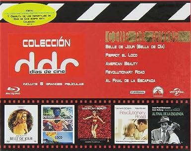 Pack Días De Cine (Autor) [DVD]: Amazon.es: Catherine Deneuve ...