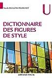 Dictionnaire des figures de style - 2e éd. - NP