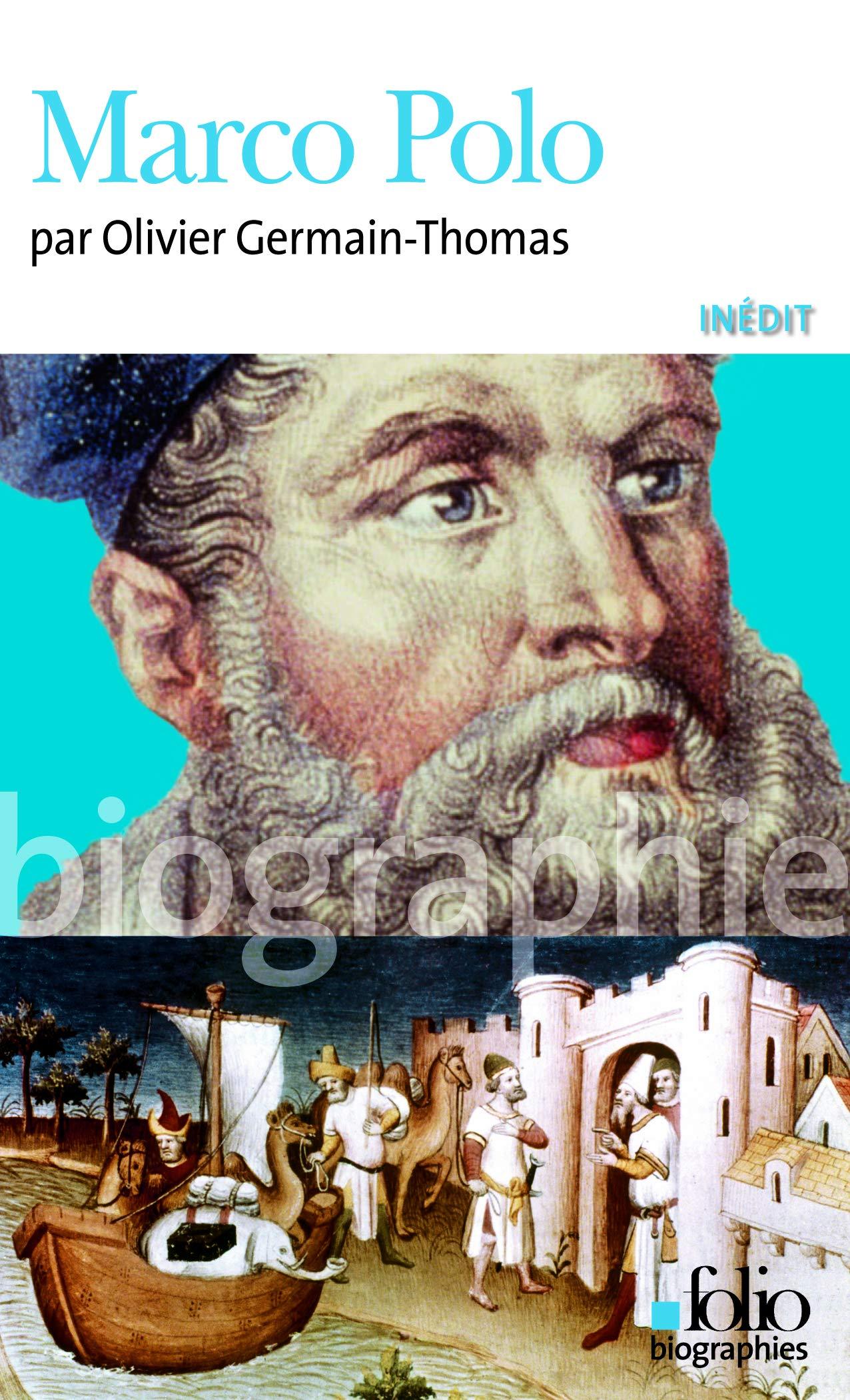 Marco Polo (Folio Biographies): Amazon.es: Olivier Germain-Thomas ...