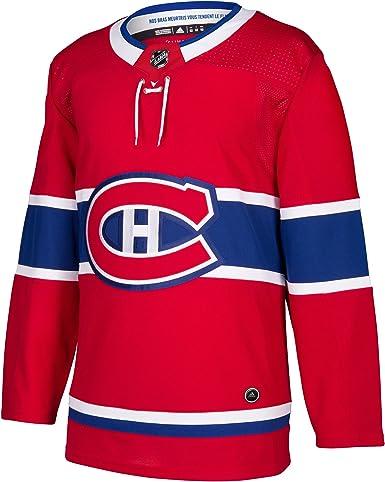 adidas Montreal Canadiens NHL - Camiseta de hockey para hombre: Amazon.es: Ropa y accesorios