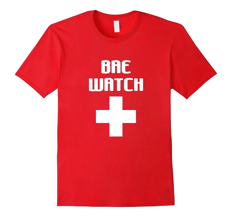 Bae Watch T shirt Summer Lifeguard Shirt-CD
