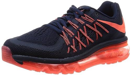 361f40962 Nike W Air Max 2015, Scarpe da Corsa Donna Blu Size: EU 37.5 (US 6.5 ...