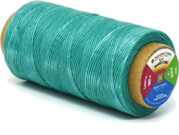 Brand New Quality 1 x Light Teal Blue 180m Cotton Sewing Thread Hand//Machine