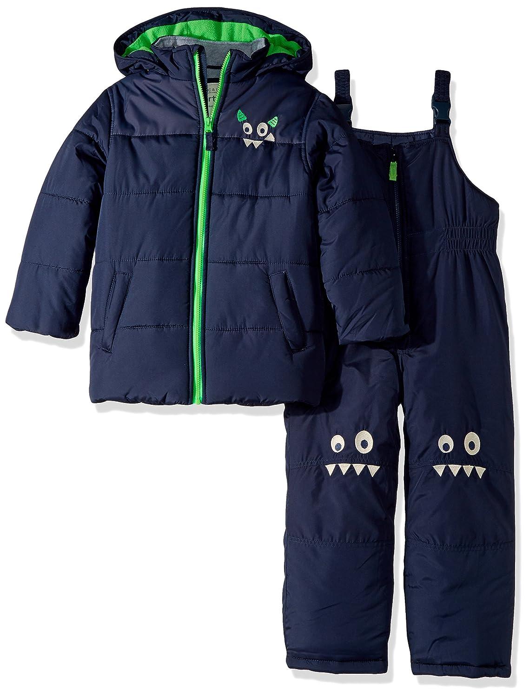 Carter's Boys Little Boys Boys Hw Snowsuit C217es96 Navy 5/6 Carter' s