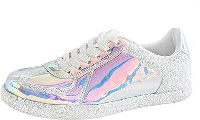 sparkly tennis shoes amazon