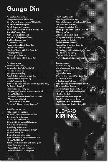 Amazon.com: Introspective Chameleon (B&W) Rudyard Kipling ...