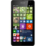 Microsoft Lumia 535 Smartphone (5 Zoll (12,7 cm) Touch-Display, 8 GB Speicher, Windows 8.1) schwarz
