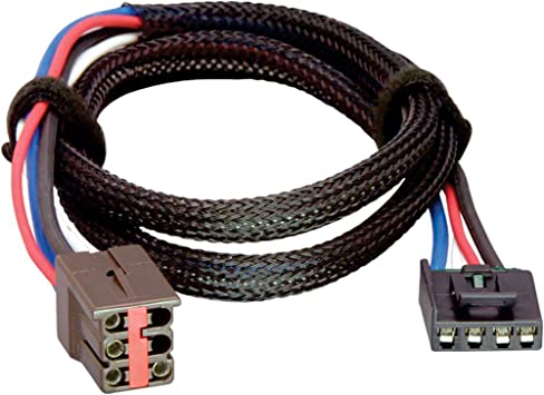 Amazon.com: Tekonsha 3035-P Brake Control Wiring Adapter for Ford:  Automotive   Ford F53 Chassis Wiring Harness      Amazon.com
