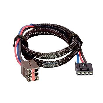 Amazon Tekonsha 3035p Brake Control Wiring Adapter For Ford. Tekonsha 3035p Brake Control Wiring Adapter For Ford. Ford. 1994 Ford Trailer Plug Wiring At Scoala.co