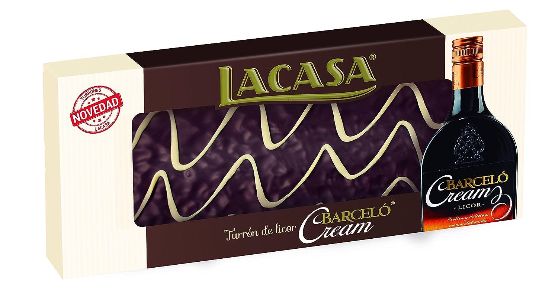 Lacasa Turrón Barceló Cream - 4 Paquetes de 230 gr - Total: 920 gr: Amazon.es: Alimentación y bebidas