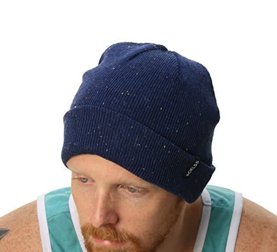 Amazon.com  Young   Reckless Men s Aura Beanie-One Size blue  Clothing 39b9a218114
