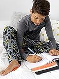 Batman Boy's Flannel Pajama Pants