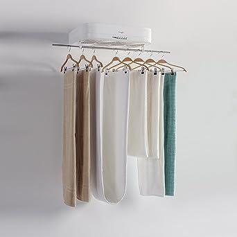 SCIUGARELLA ST - secarropas eléctrica de aire - Seca y plancha hasta 7kg de colada en tan sólo 60cm - Con Sciugarella puedes olvidarte de tendederos ...