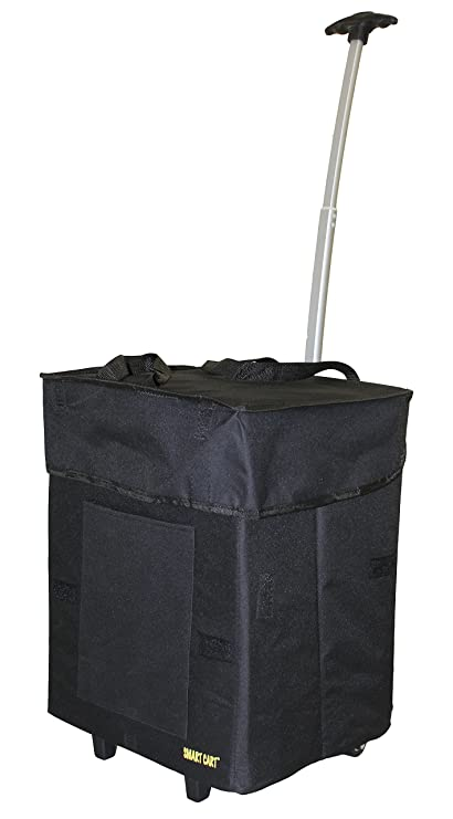 Smart Cart Bigger Multi-Purpose Basket, Black by dbest products, Inc.