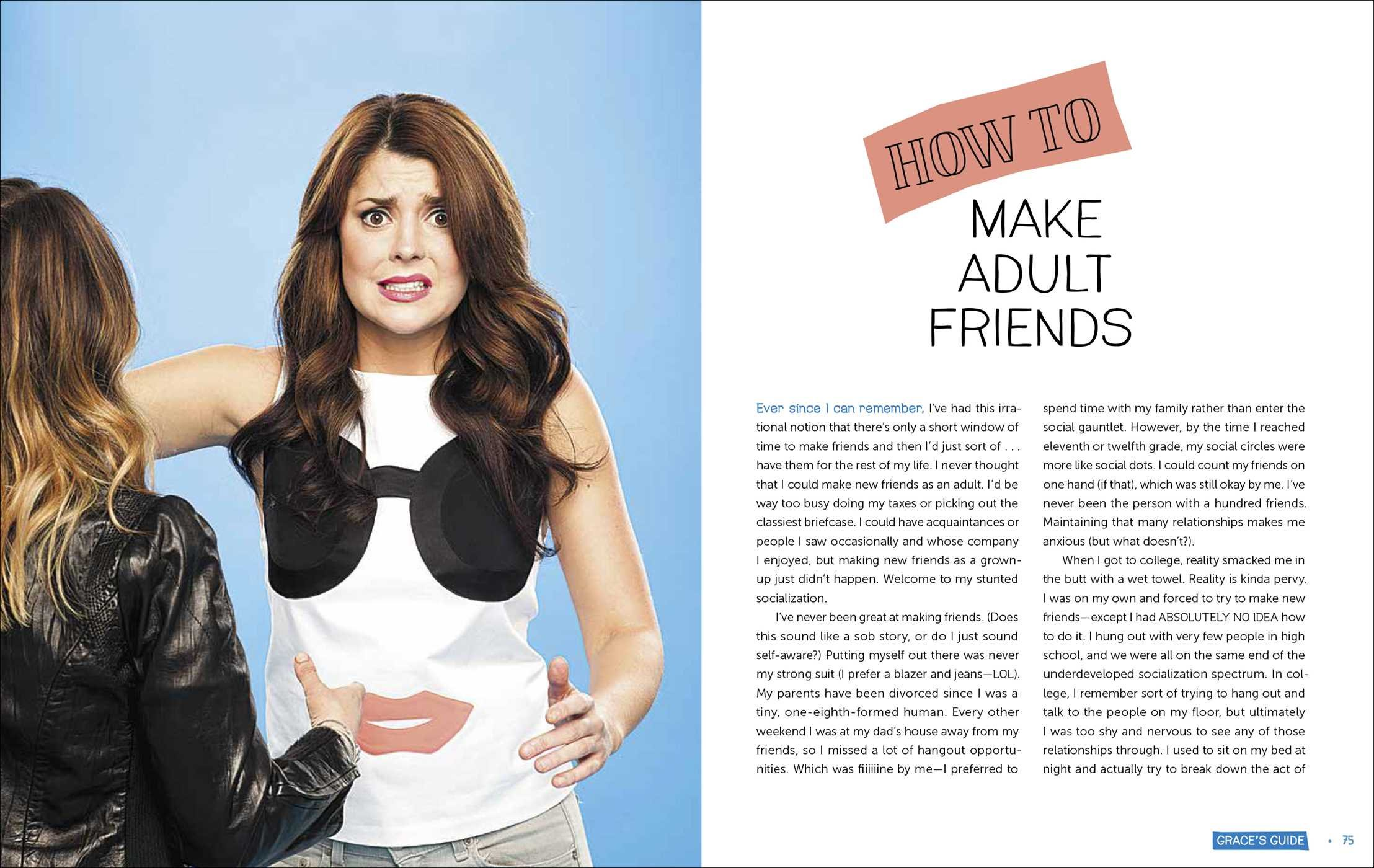 Grace\'s Guide: The Art of Pretending to Be a Grown-Up: Grace Helbig ...