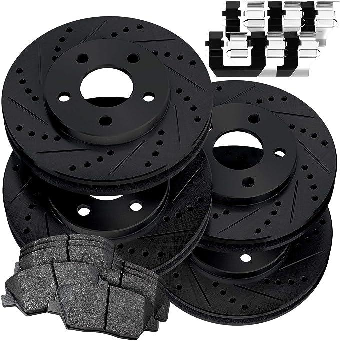 Disc Brake Pad Set-ProACT Ultra Premium Ceramic Pads Rear fits 12-17 Ford F-150
