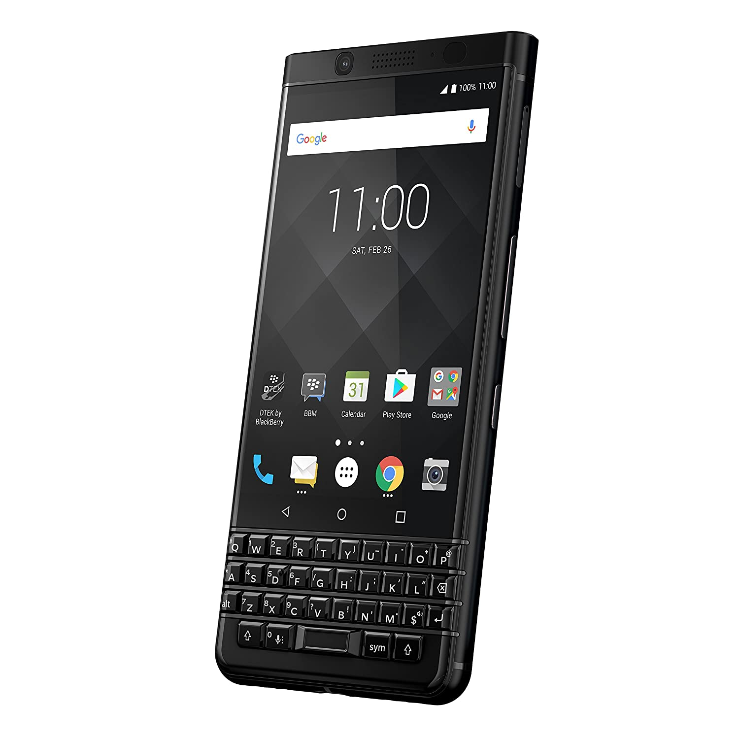 BlackBerry Keyone Limited Edition Black 64GB GSM ONLY Factory Unlocked