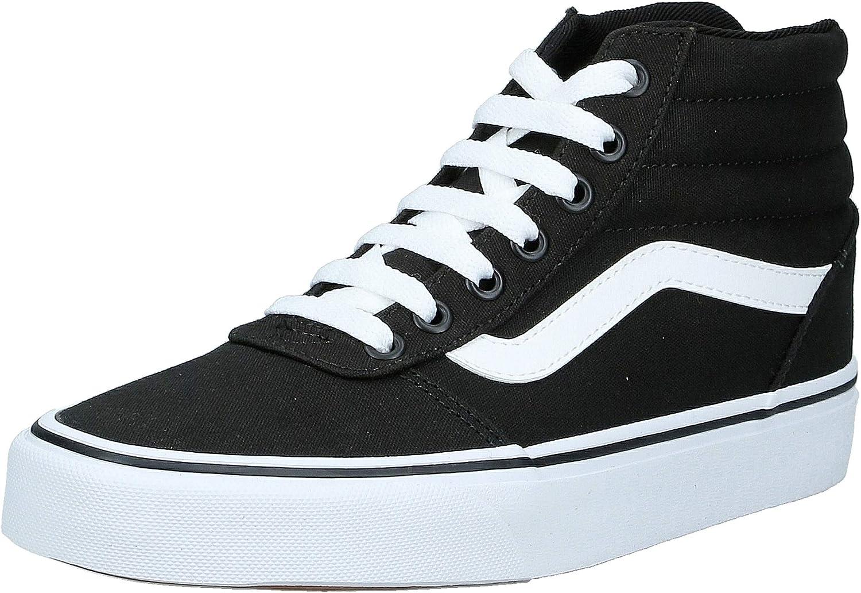 equipo paño galería  Amazon.com | Vans Women's Hi-Top Trainers, EU | Fashion Sneakers