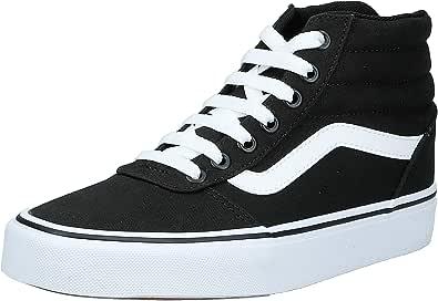 Vans Ward Hi Canvas, Sneaker Mujer