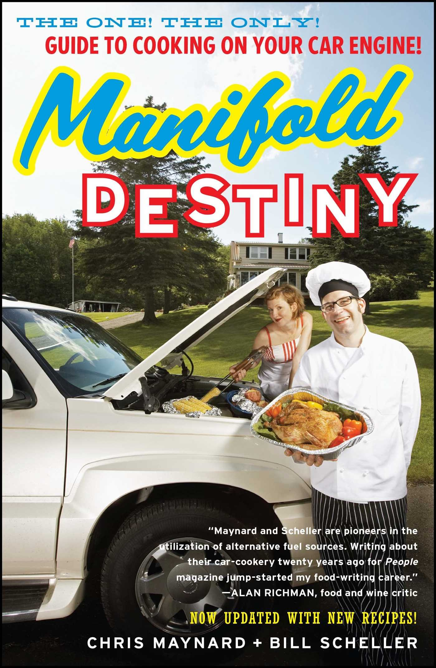 Manifold Destiny: The One! The Only! Guide to Cooking on Your Car ...