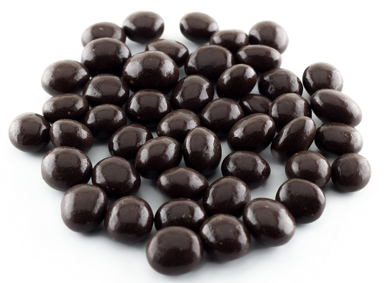 Amazon.com : CandyOut - 2 Pound Premium Dark Chocolate Covered ...