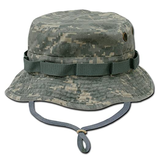 261df9475cc42 Image Unavailable. Image not available for. Color  Rapid Dominance Camo  Military Boonie Hat- Digital Universal ...