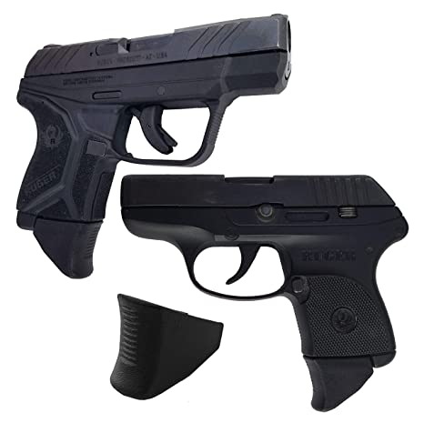 Garrison Grip Two 1 Inch XL Grip Extensions Fits Ruger LCP 380 & LCP II