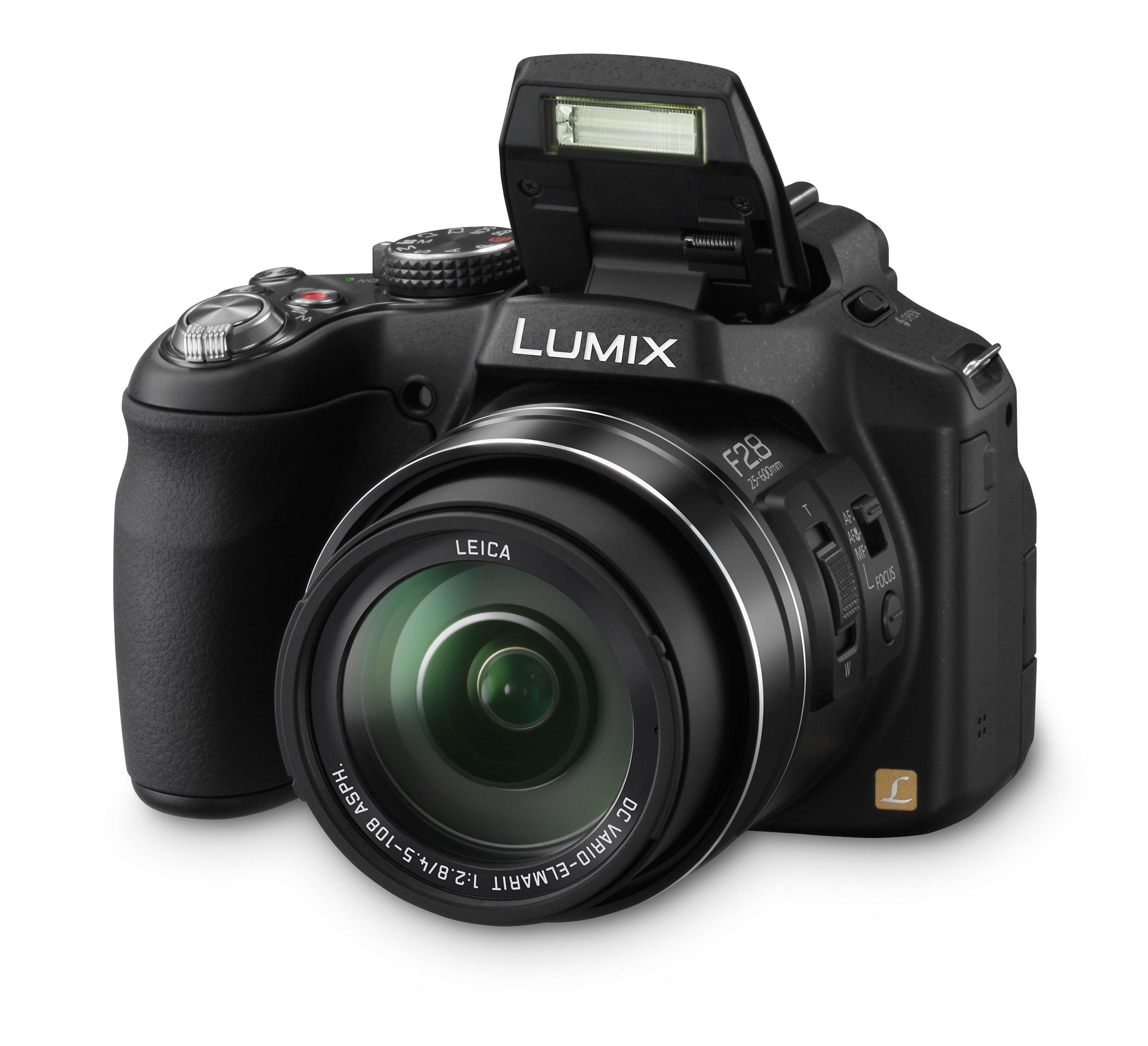 Panasonic Lumix FZ200 Fotocamera Digitale Sensore CMOS, 1/2.3, 12.80 Megapixel Reali, 12.10 Megapixel Effettivi product image