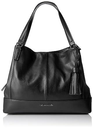de78567b8c8 Tignanello Urban Casual Shopper, Black  Handbags  Amazon.com