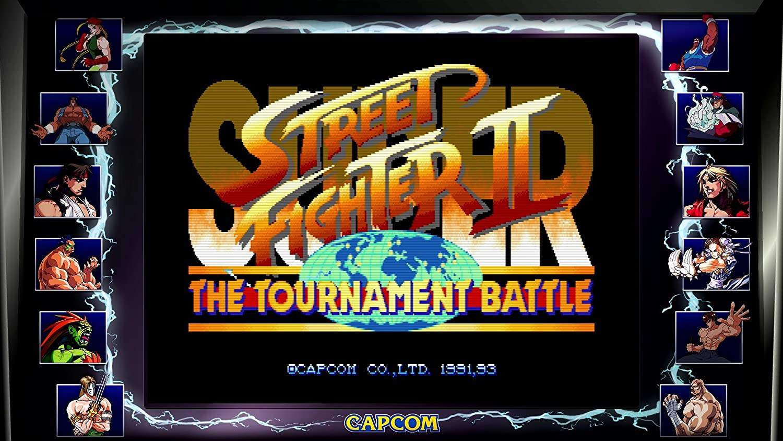 Street Fighter 30th Anniversary Collection - Nintendo Switch [Importación inglesa]: Amazon.es: Videojuegos