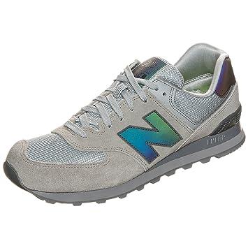 cb509dd660 New Balance ML574UWAD Herren Sneaker Grau - sommerprogramme.de