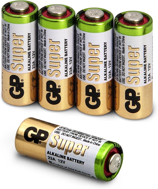 12v Alkaline Batterie 5 Stück Auf Blister Elektronik
