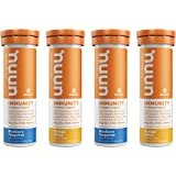 Nuun Immunity: Immune Support Hydration Supplement, Electrolytes, Antioxidants, Vitamin C, Zinc, Turmeric, Elderberry…