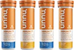 Nuun Immunity: Immune Support Hydration Supplement, Electrolytes, Antioxidants, Vitamin C, Zinc,