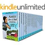 Amish Love & Faith Collection: 22-Book Box Set