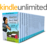 Amish Love & Faith Collection: 22-Book Box Set