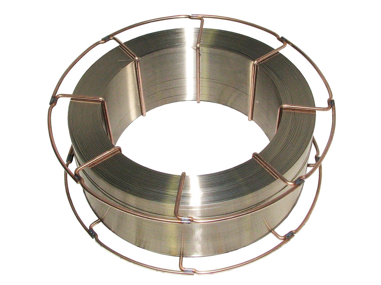 1kg Rotek MIG Schwei/ßdraht zum Feinstblechl/öten und Schwei/ßen von Messing//Gu/ß CuAl8-1,0mm auf S100 Spule