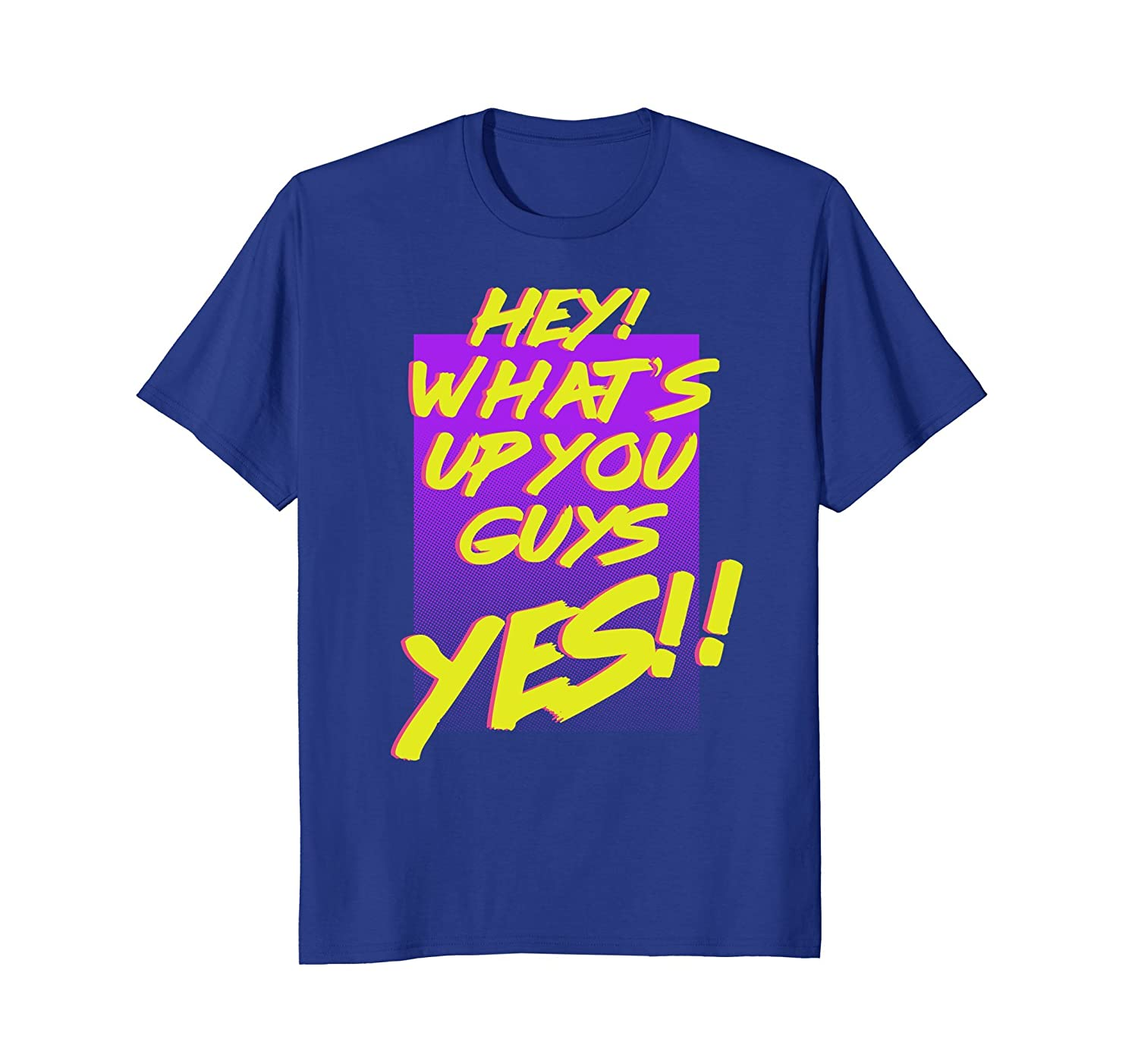 Shane Dawson Hey What's Up You Guys, Yes T-Shirt-Newstyleth