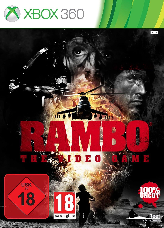 Rambo: The Video Game - 100% Uncut [Importación Alemana]: Amazon ...