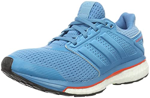 cheap for discount f1365 32a52 adidas Supernova Glide 8, Scarpe Running Donna, Blu (Craft Vapour Blue),