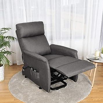 Amazon.com: Kanizz Relax CEO - Sofá de salón de belleza con ...